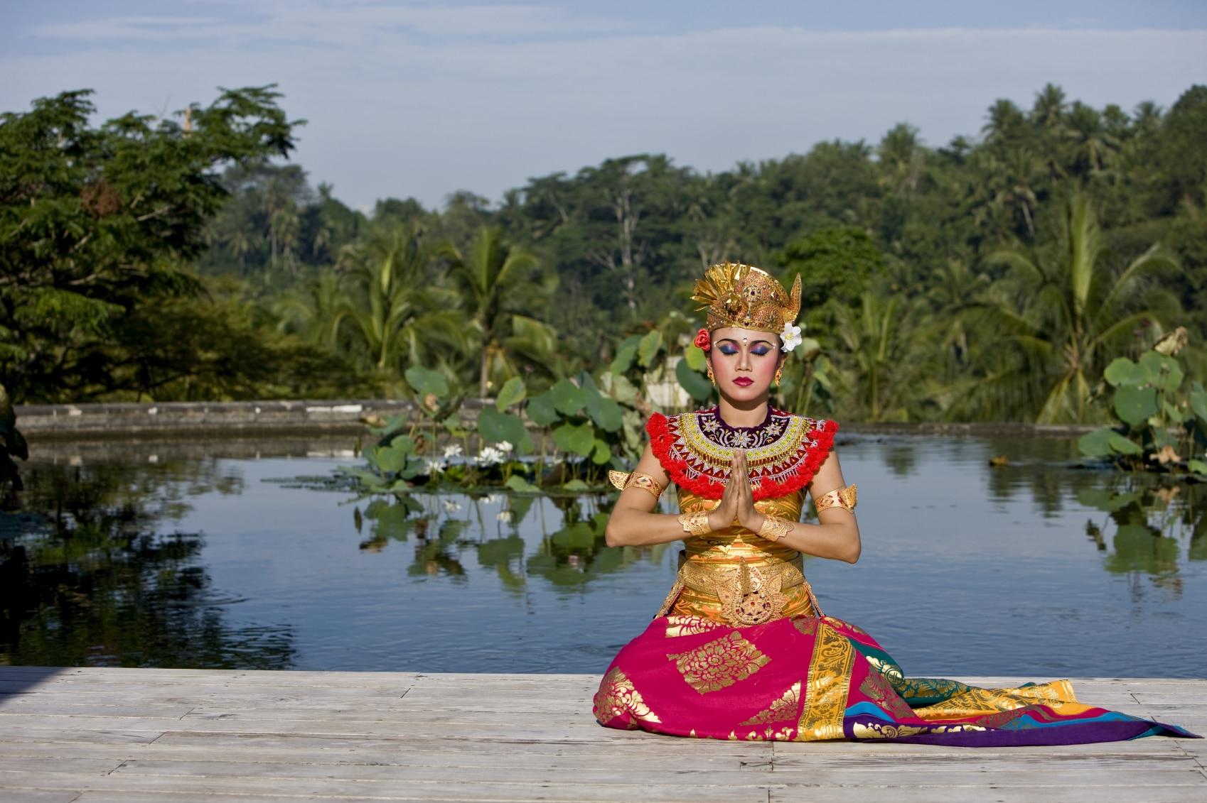 Bali - A l'ombre des Dieux