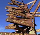 Directions vers le tour du monde